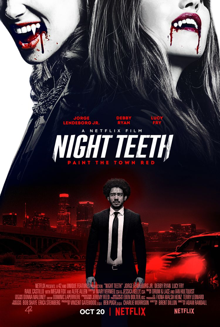 night-teeth-poster