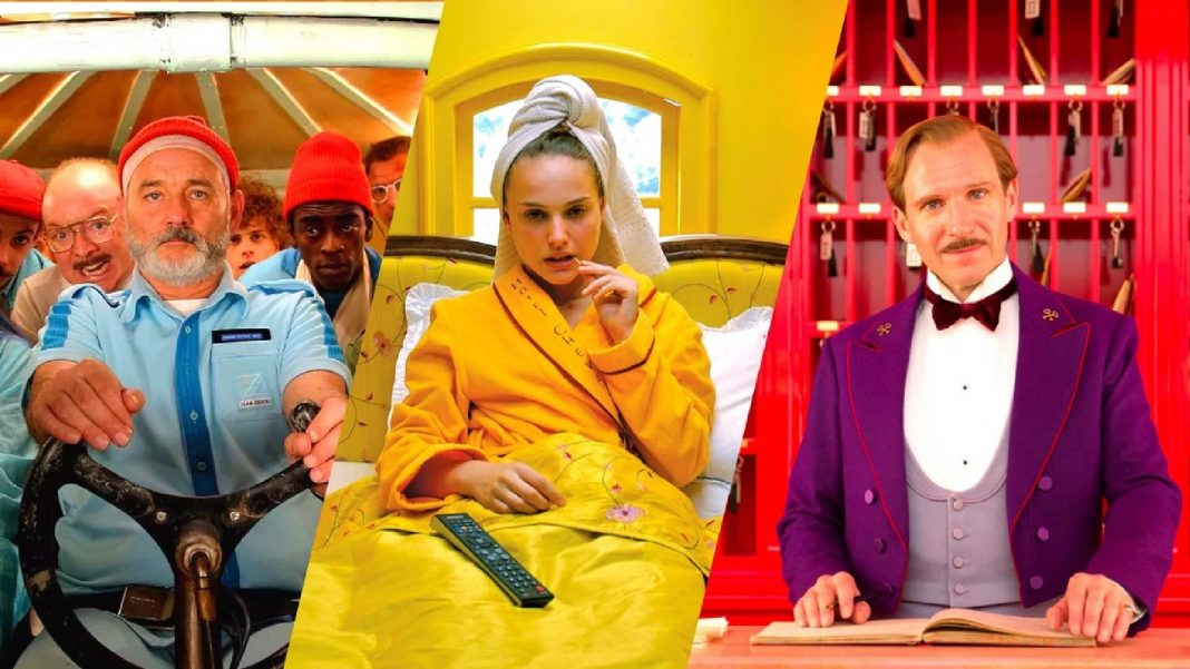 wes anderson film
