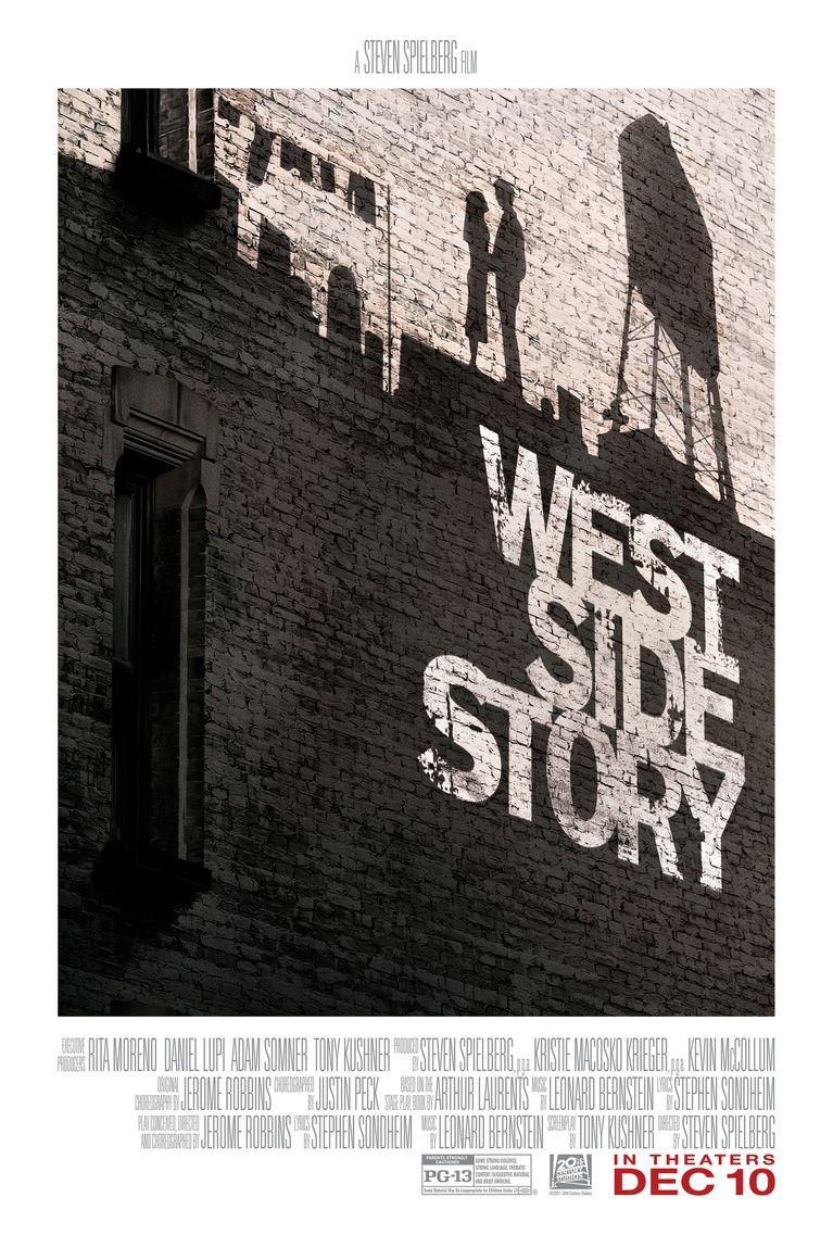 oficiálny trailer West Side Story plagát