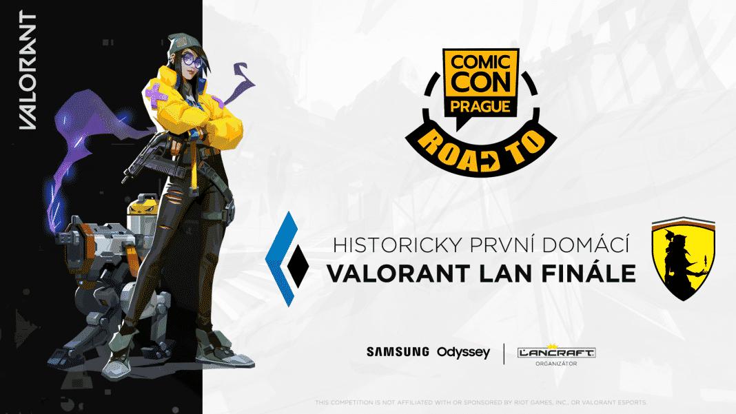 Valorant LAN finále