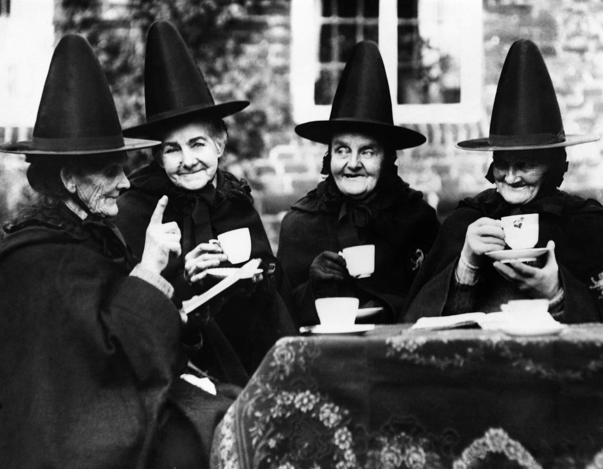 prednáška dejiny čarodejníctva