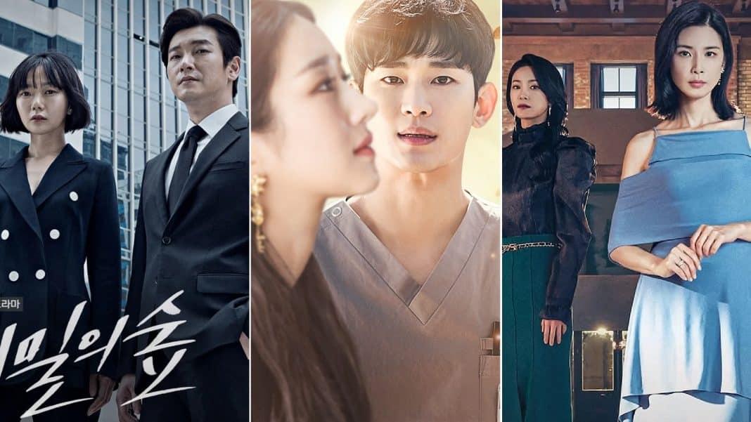 kórejské seriály Netflix