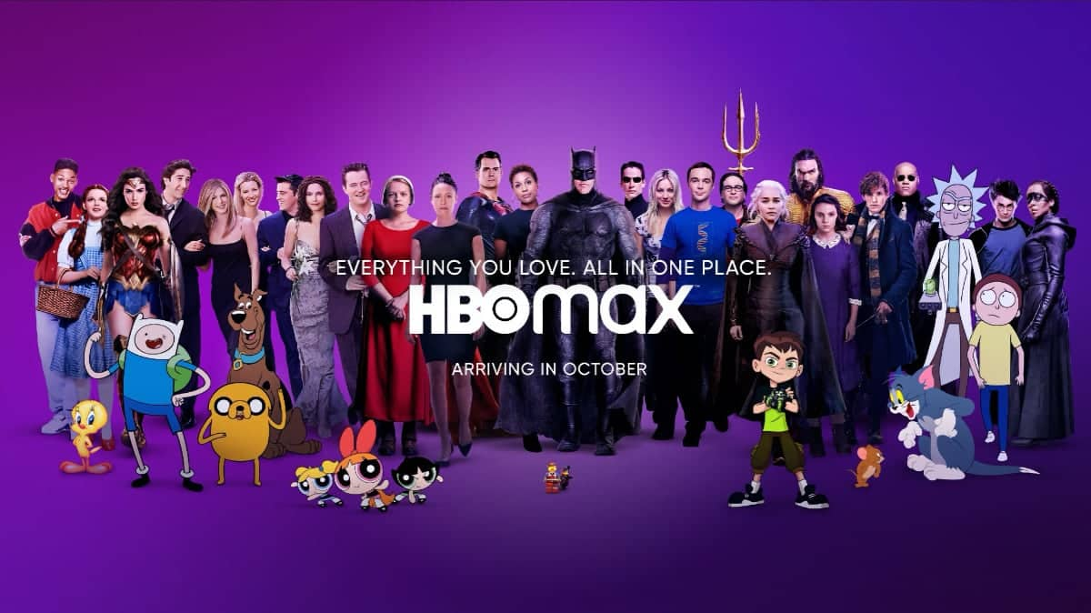 hbo max europa