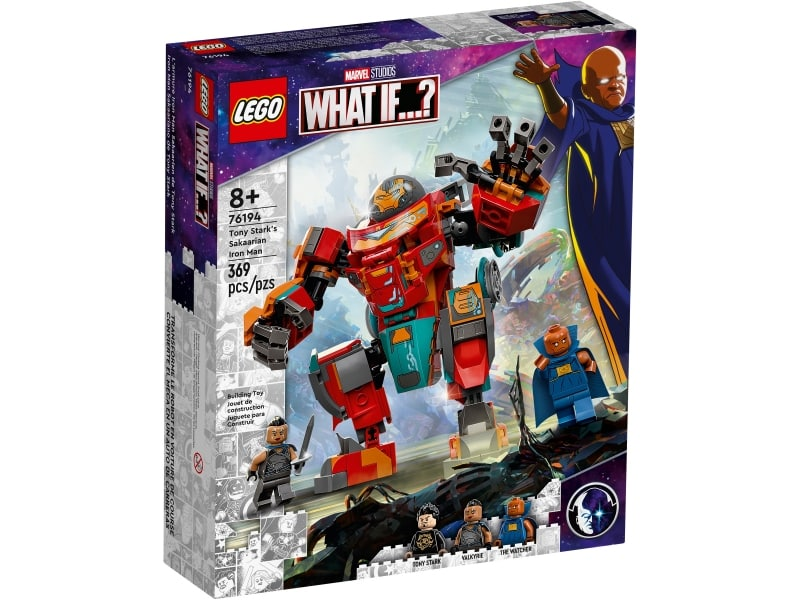 marvel what if lego