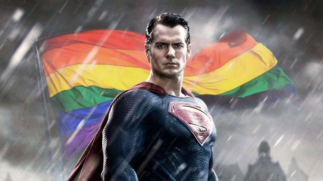 najnovsi superman bisexual