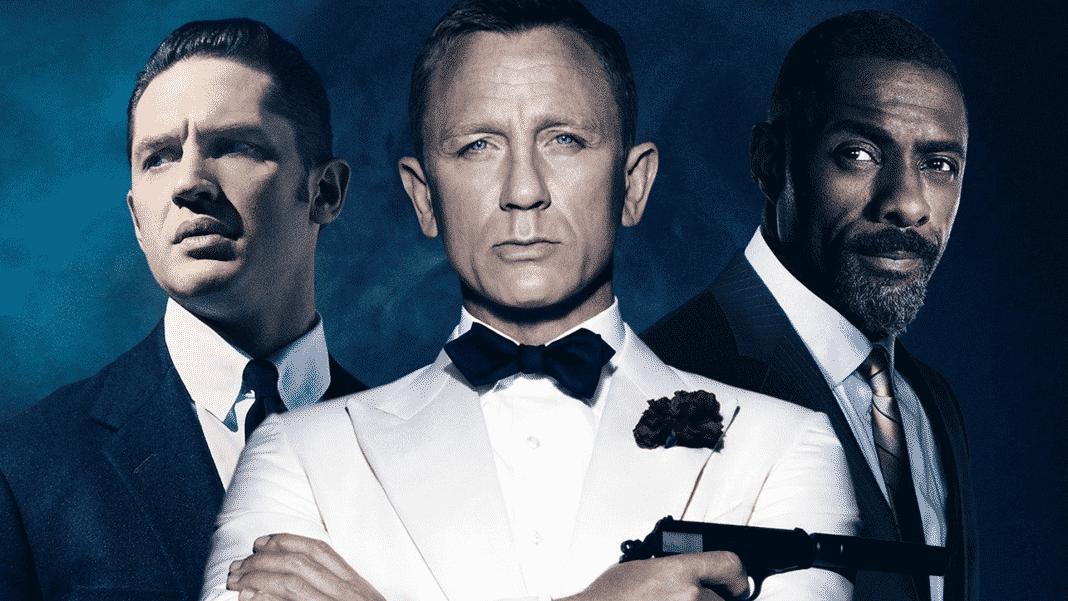 nový herec Jamesa Bonda