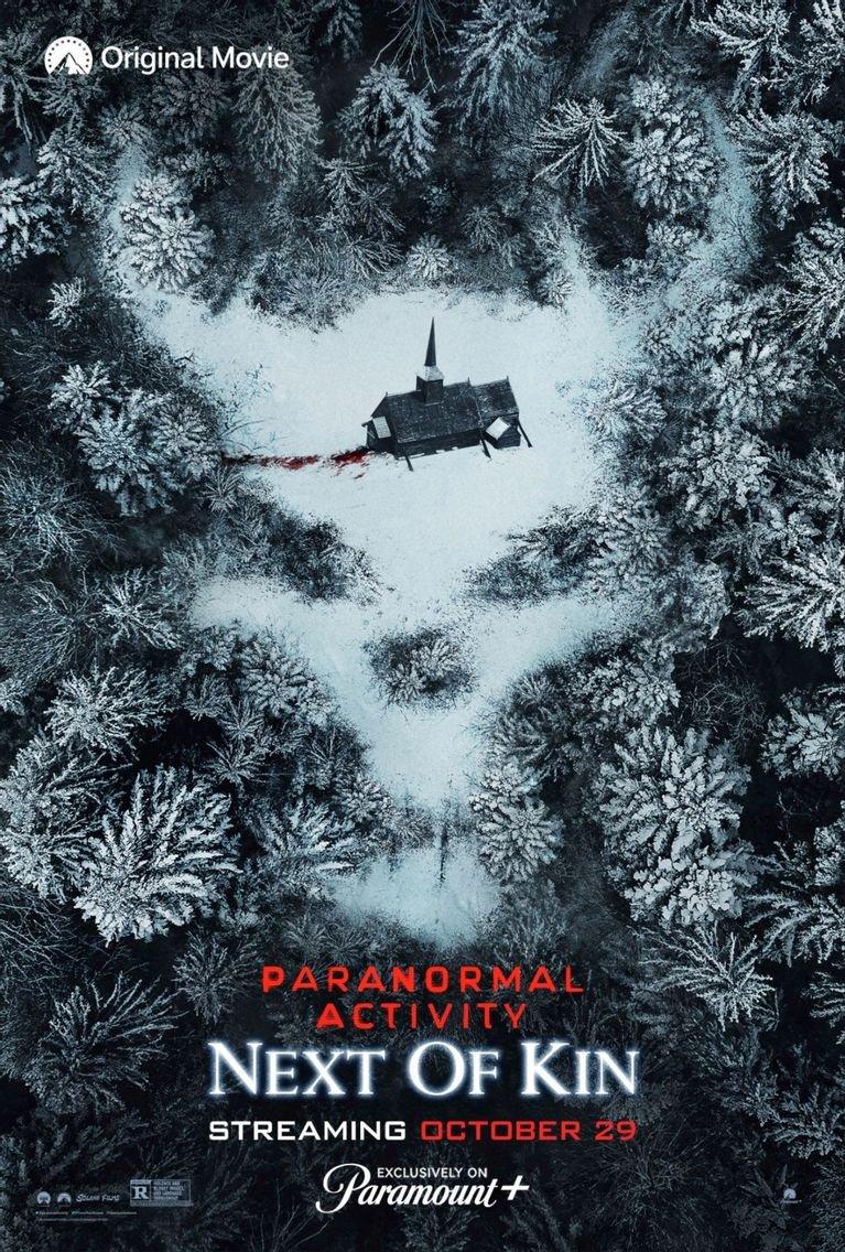 Paranormal Activity: Next of Kin trailer plagát