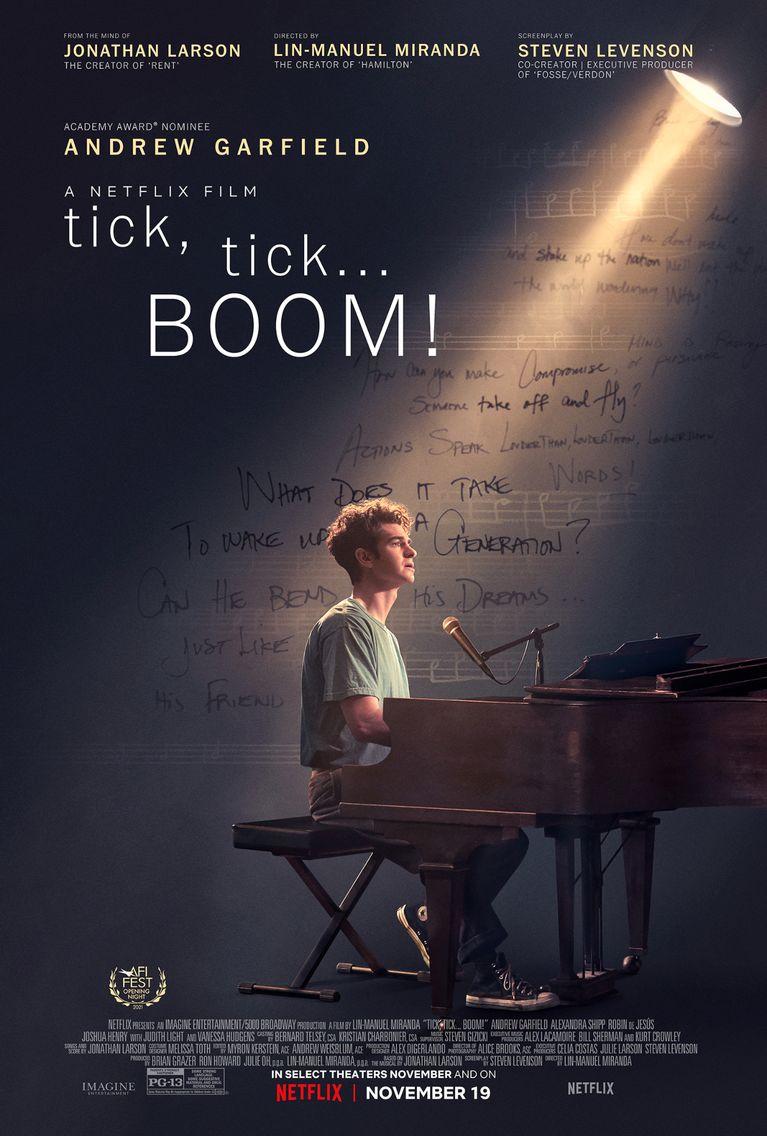 Tick, Tick... Boom trailer