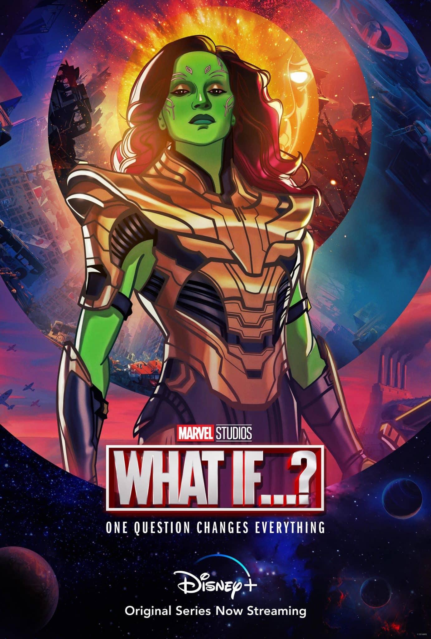 gamora what if